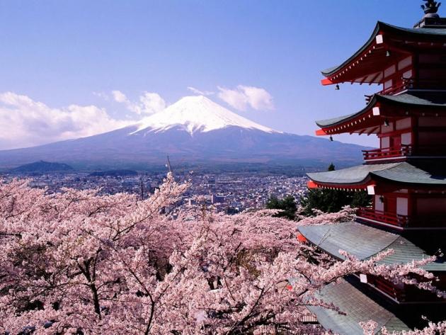 TOKYO-NÚI FUJI - OWAKUDANI- YOKOHAMA-SAPORO