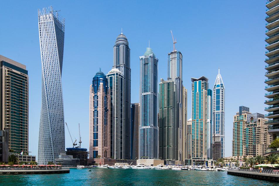 DUBAI - ABU DHABI 5N4Đ