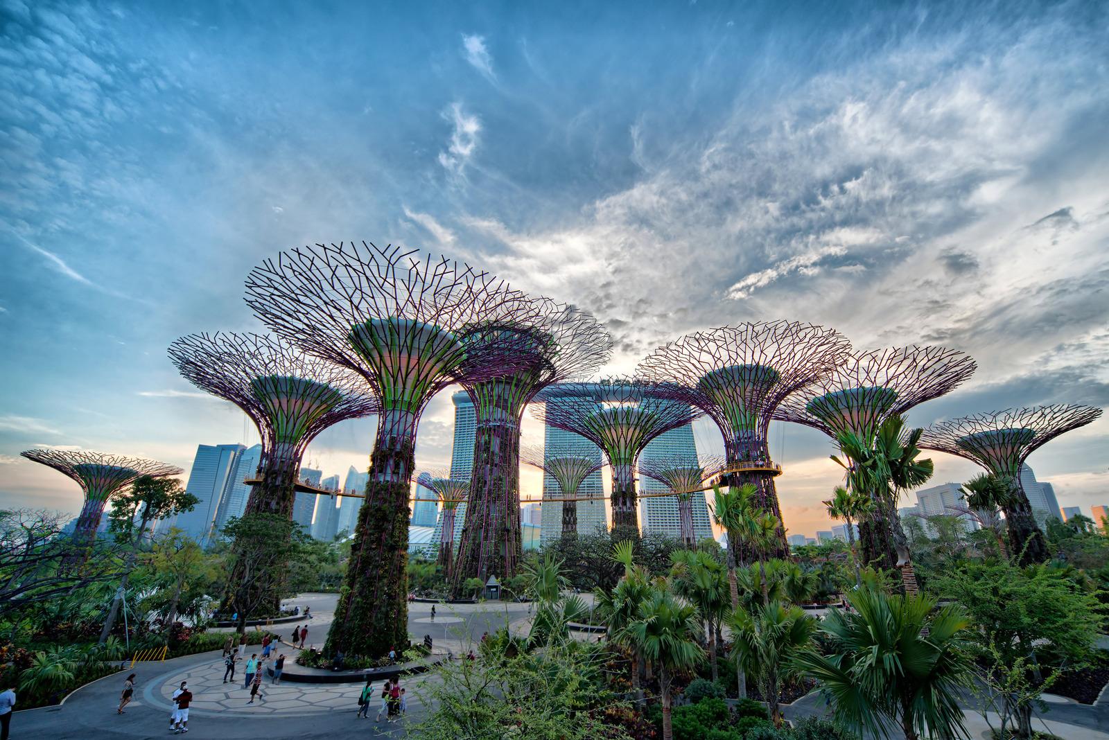 SINGAPORE - MALAYSIA 6N5Đ GIÁ SÔC