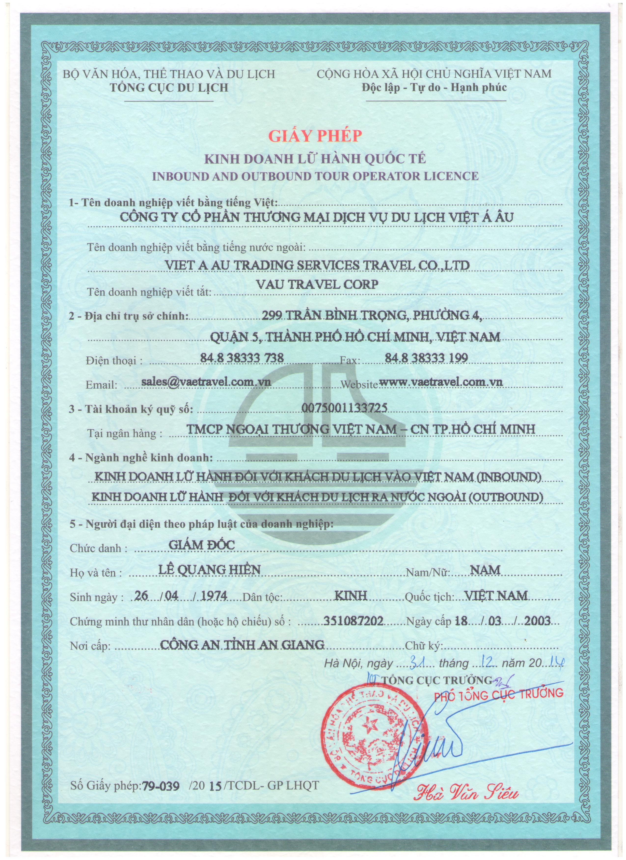 Giay Phep Kinh Doanh 2015